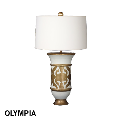M. Clement - Olympia lamp
